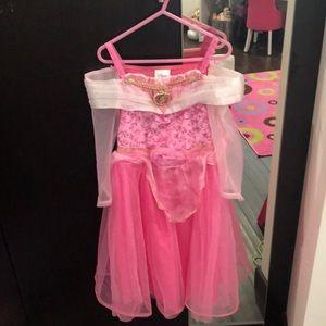 Princess Aurora Disney dress